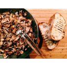 Vegetarisk Pulled Pork