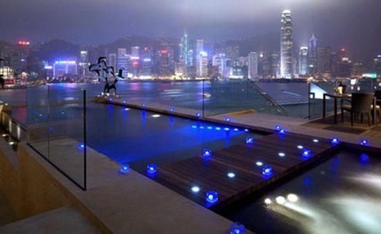 Intercontinental Hotel, Hong Kong
