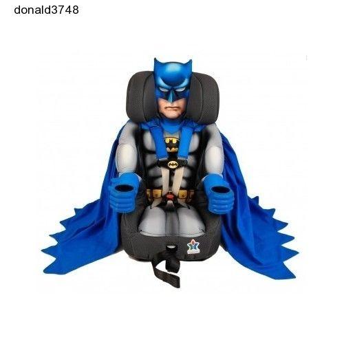 New!KIDSEmbrace Batman Deluxe Combination Booster Car Seats