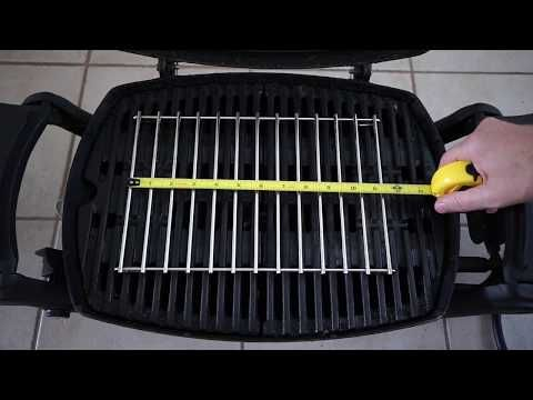 Weber Q Discontinued Roasting Rack And Shield Workarounds Youtube Roasting Racks Roast Discontinued