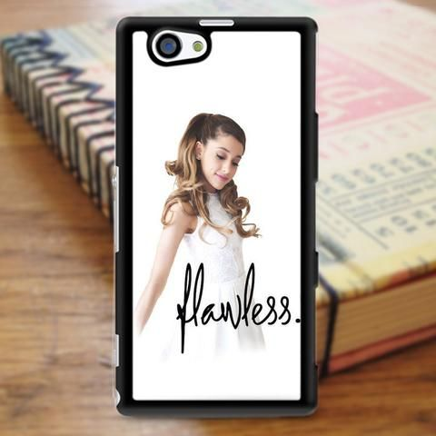 Ariana Grande Flawless Sony Experia Z3 Case