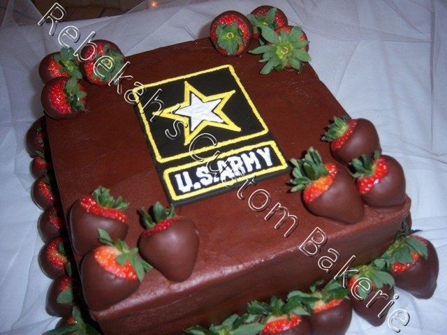 this looks sooo delicious for the grooms cake! (even though he gets to pick it out :( lol)