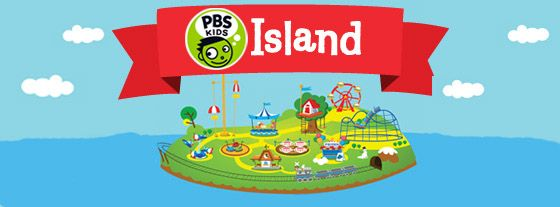 Now children ages 2-5 have a place to call their own. PBS Kids Island features activities, games and resources from PBS KIDS series that are designed to support reading skills.