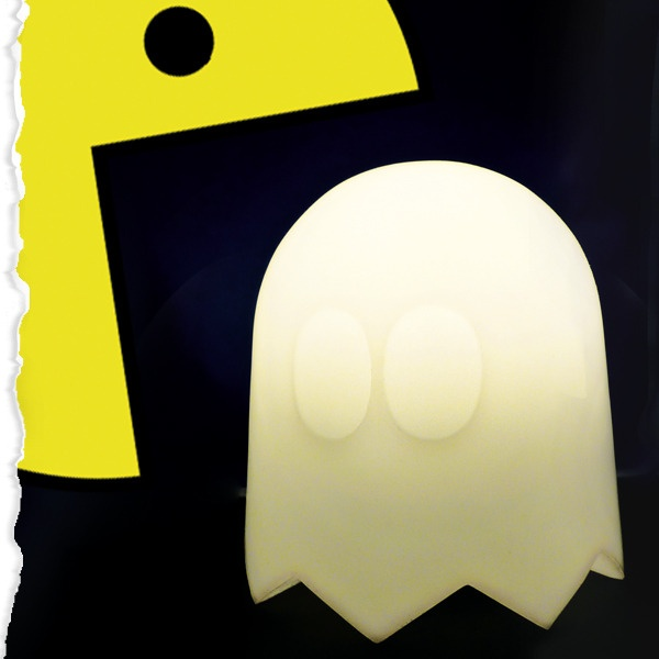 "Lampe veilleuse ""Ghost"" - PLACE A #limited #amazing #pacman"