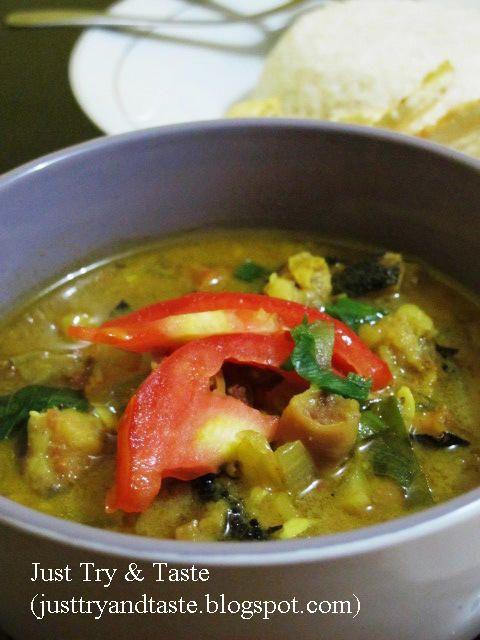 Just Try & Taste: Soto Tangkar