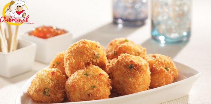 Resep Sajian Dengan Saus Mayones, Zaitun Keju Saus Mayo Wasabi, Masakan Ala Cafe, Club Masak