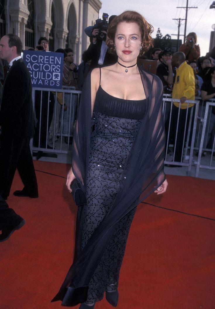 Gillian Anderson, 1998