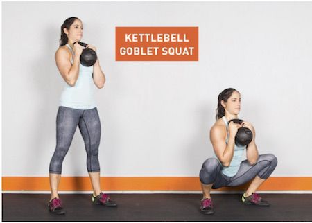 The following post is taken from Greatist. Please click here for the original article. Kettlebells are all bells, no whistles. Resembling a mini bowling ball with a handle, kettlebells are great for cardio, strength, and flexibility training.Start by picking up the weight of your choice—women usually grab between eight and 16 kg weights, while men …