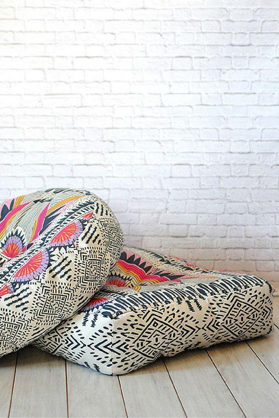 20 best Floor Pilows images on Pinterest | Floor cushions, Child ...