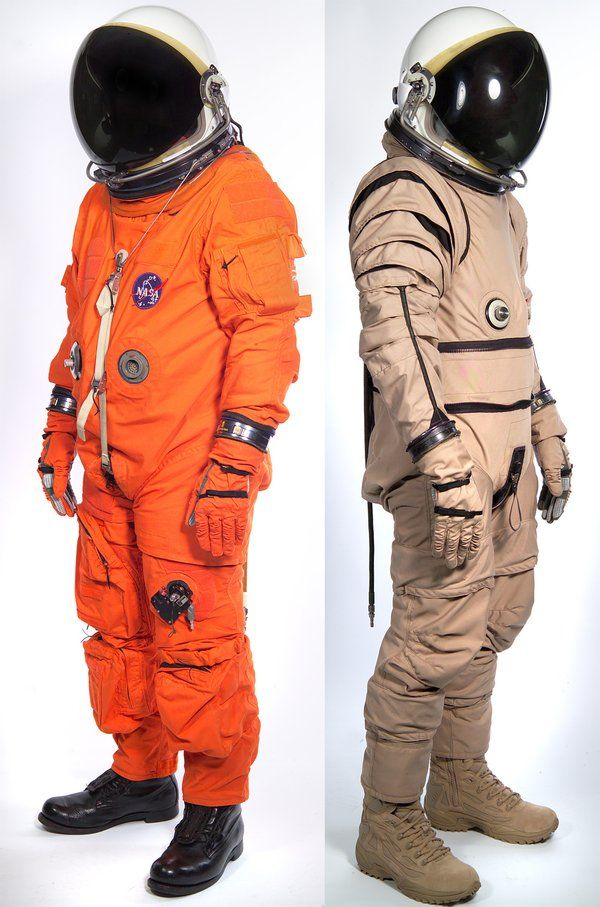 Exploring the Aesthetics of NASA's Iconic Space Suit Design - Tested