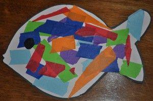 Ocean Theme activities for preschool and kindergarten
