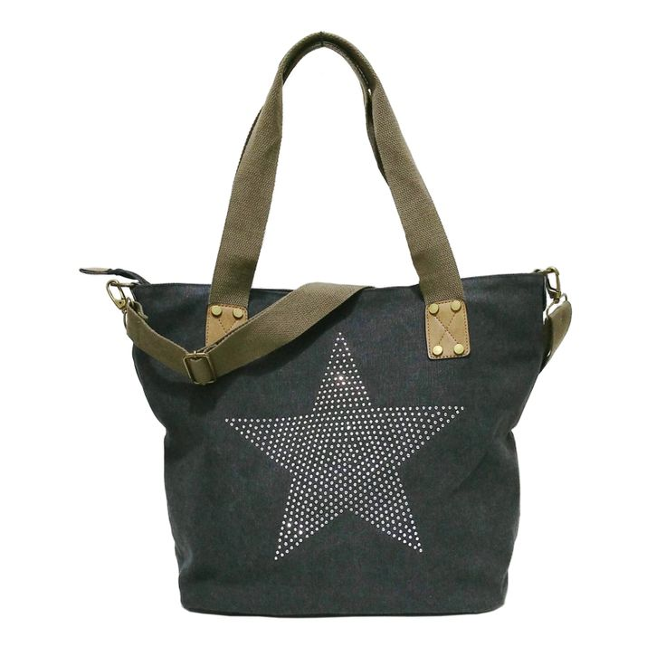 Like and Share if you want this  BIG STAR PATCHED CANVAS HANDBAG   $ 29.99 & FREE Shipping Worldwide   Tag a friend who would love this!   We accept Paypal and Credit Card  Get it here ---> https://www.smartbuyerz.com/big-star-patched-canvas-handbag/