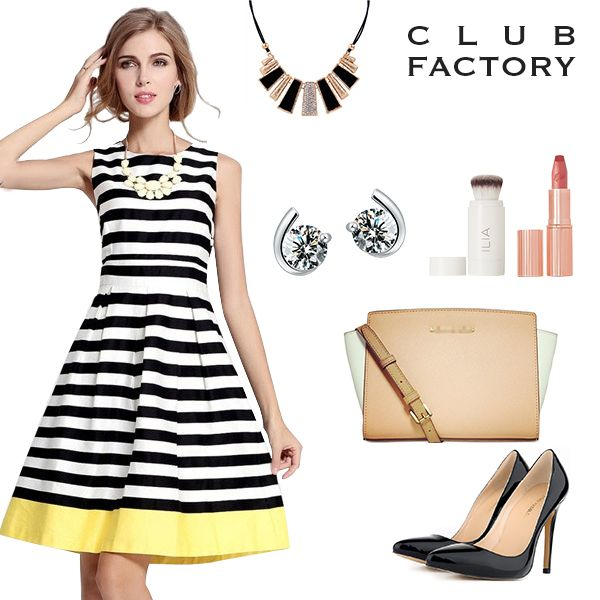 The chic pieces of must-have!!