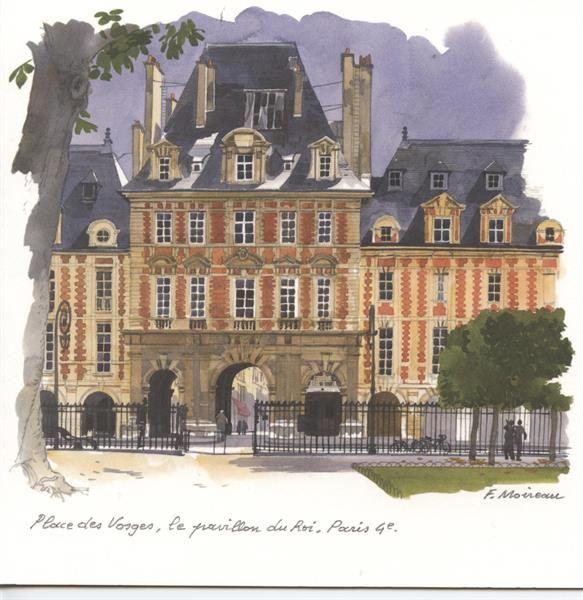PO 31 - Place des Vosges