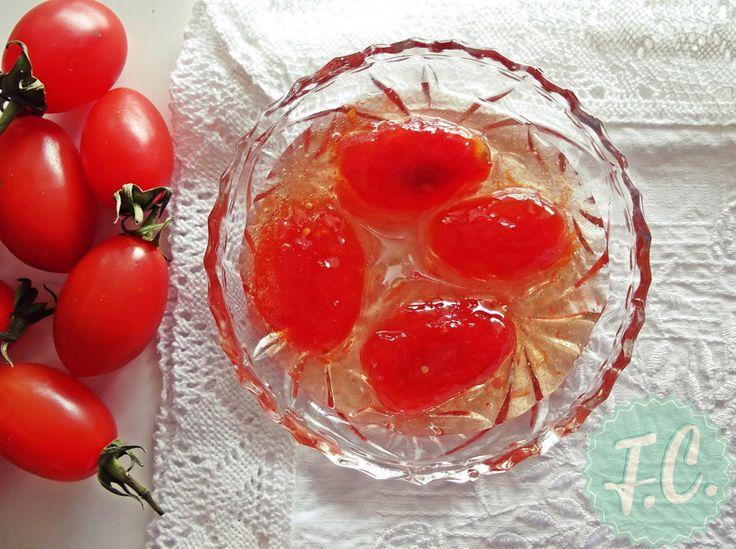 Γλυκό Κουταλιού Ντοματίνι