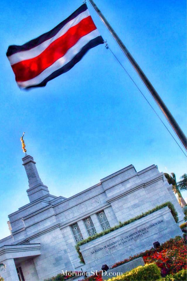 Templo Mormon de San Jose, Costa Rica #costarica #sud #mormon #worldcup #sanjose #worldcup2014 #mundial #librodemormon #templo