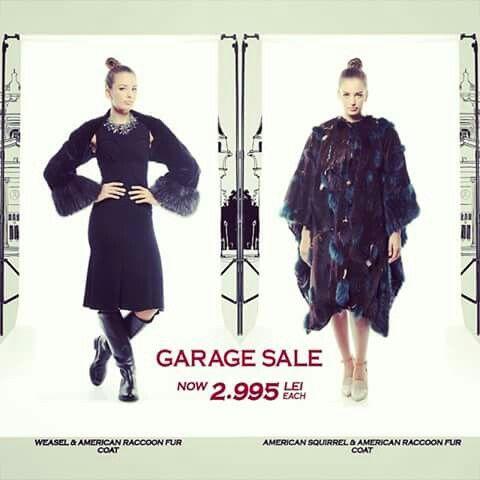Friday #GarageSale Païsi Furs