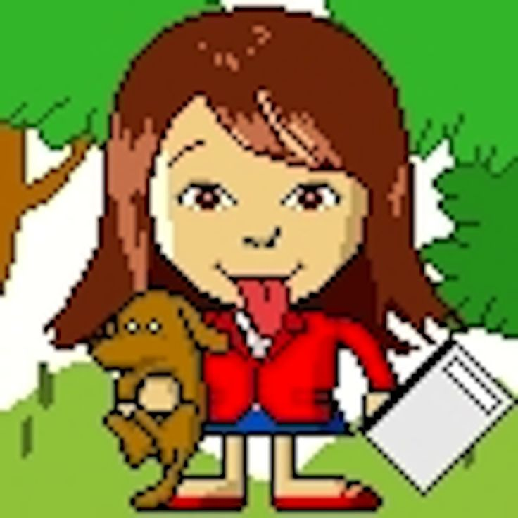 Using Portrait Avatar Maker you can personalize your avatar in a very easy way! It's great fun! This is my Avatar! Just like me!! ;)