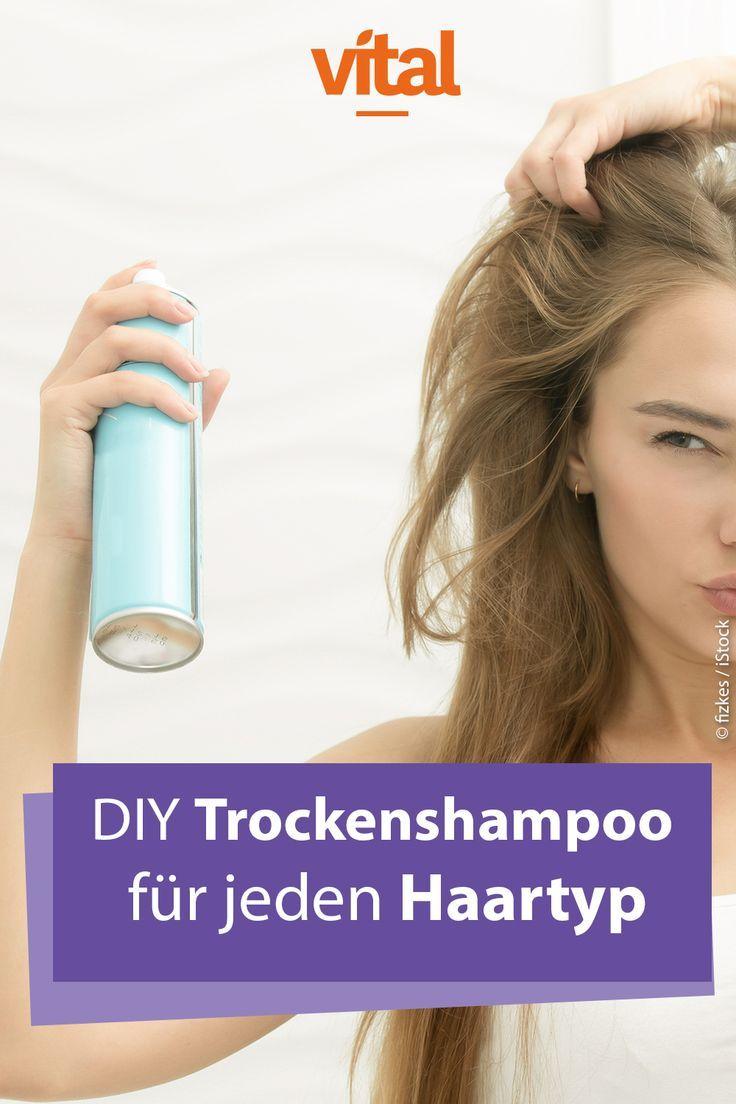 DIY Trockenshampoo für jeden Haartyp – #DIY #für #Haartyp #jeden #Trockenshamp…