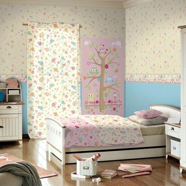 Papel Tapiz Para Cuarto De Niño: Decoraci?n cuarto de bebes con ...