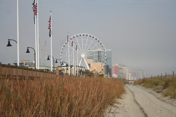Sky Wheel-Myrtle Beach, SC: Wheels Myrtle Beaches, Sky Wheels Myrtle, Wheelmyrtl Beaches