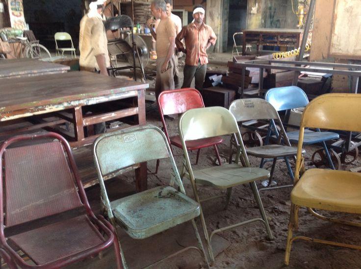 Oude klapstoelen www.evenaar.org