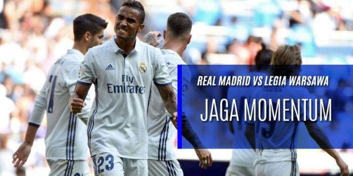 Prediksi Real Madrid vs Legia Warsawa Liga Champions