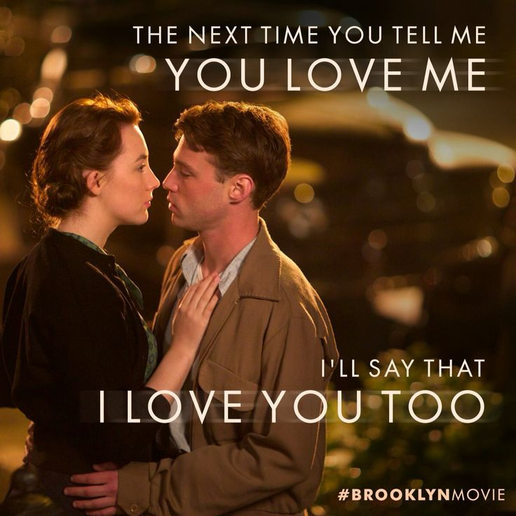 Brooklyn | Saorise Ronan | Love this movie.
