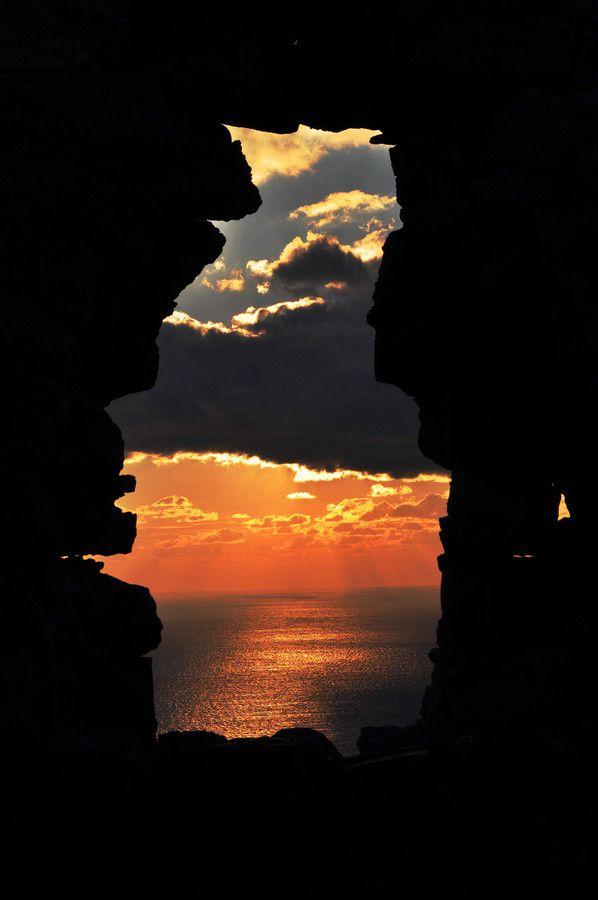 #Sunset at #Monolithos, #Rhodes #Greece