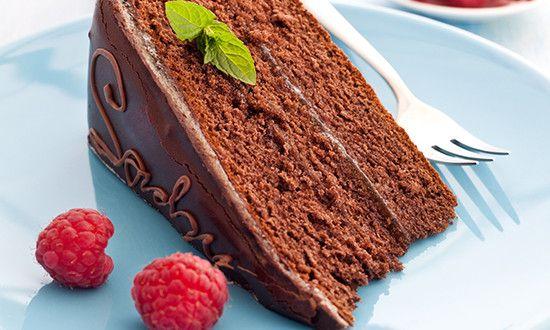 Tarta Sacher | Recetas de Chocolate
