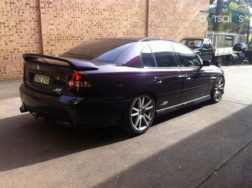 2004 Holden Commodore VY II SS
