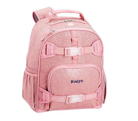 92ceb6461335 Mackenzie Pink Glitter Backpacks