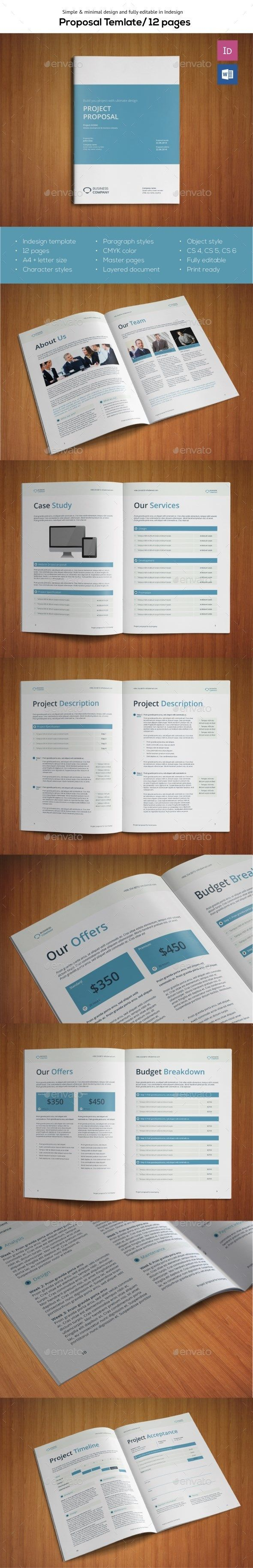 Proposal Template by titash Professional 120 best