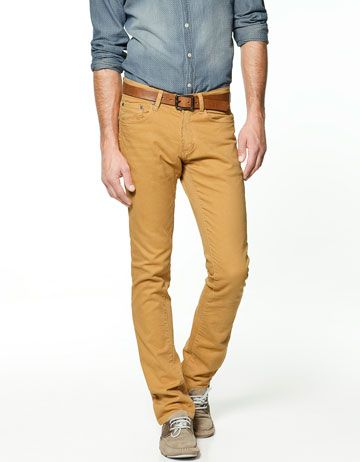 Already have the shirt and belt. Now I just need the pants. This color is great with just about anything.