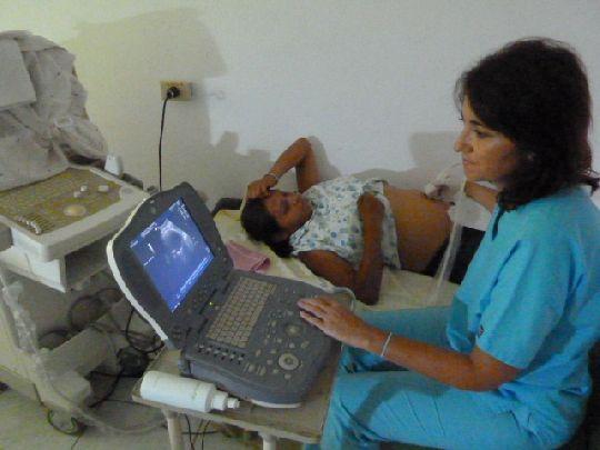 """Quinientos pacientes tratados en la expedición """"Quesada Solidaria"""" de Nicaragua"""