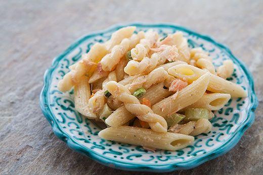 25+ best ideas about Salmon pasta salads on Pinterest ...