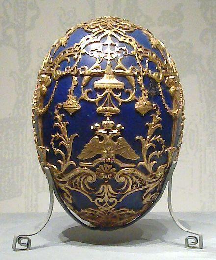 Peter Carl Fabergé – Wikipedia, wolna encyklopedia