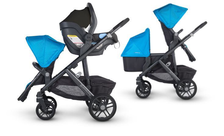 UPPAbaby has the best selection of multiples along with Strollers, Travel Systems, Double Strollers, Triple Strollers, Car Seats, and all other kinds of baby accessories
