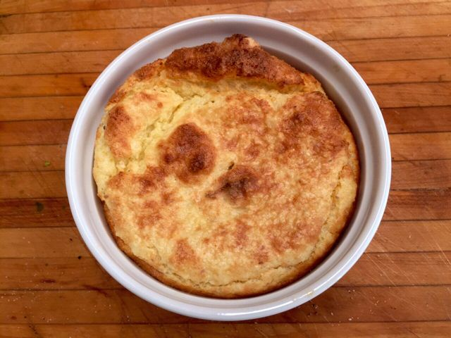 A classic southern cooking tradition -- spoonbread is typically known as a pudding-like bread that is eaten with a spoon, hence the name. My families delicious variation on spoonbread is a cross between cornbread and a souffle. It's light, yet rich and creamy. It uses whole-grain yellow cornmeal for maximum corn flavor, fine-ground cornmeal for a light and tender texture, and egg whites that have been beaten until stiff for lift. This surprisingly easy to make, tasty comfort food is t...