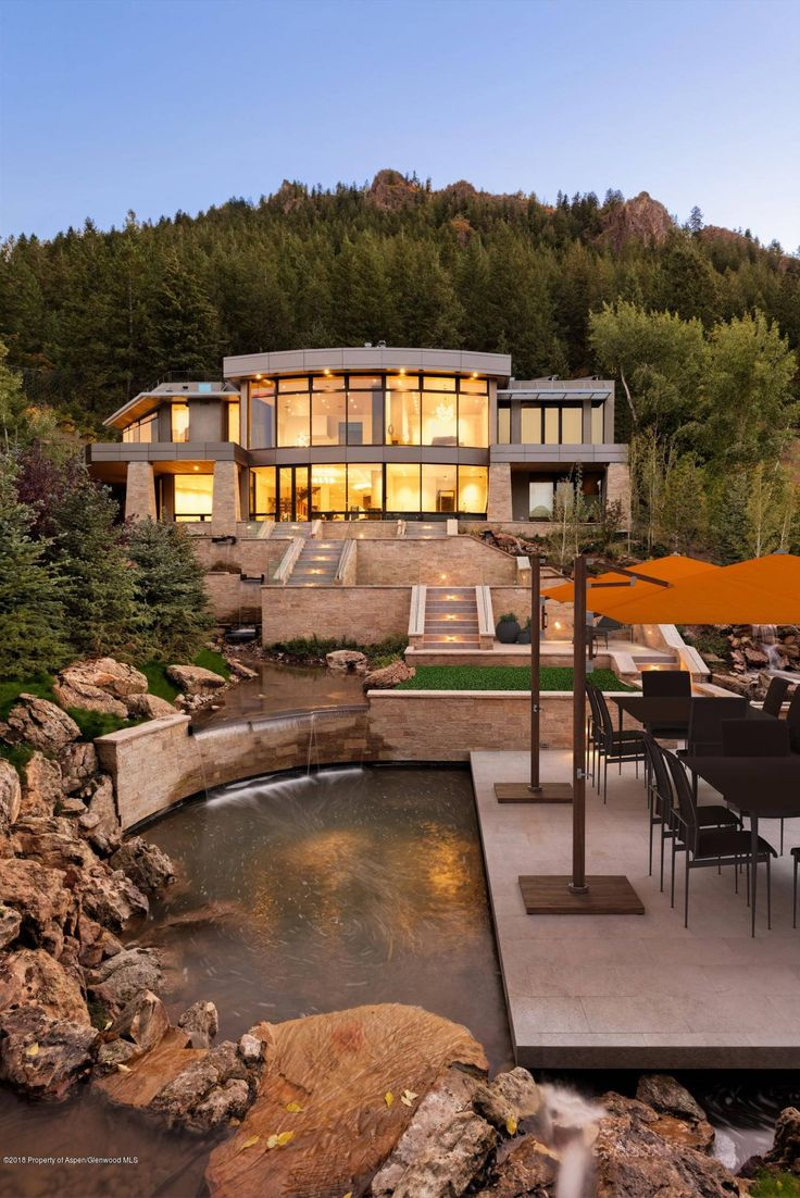 New construction home in downtown Aspen features