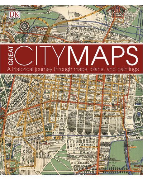 Step onto the streets of cities around the world, and understand the cultures and civilizations that created them with Great City Maps. With a
