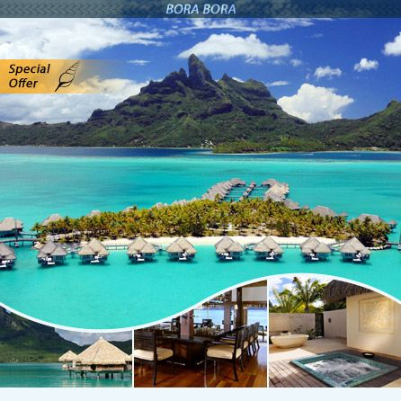Bora Bora Vacation Packages Deals | Vacation Packages