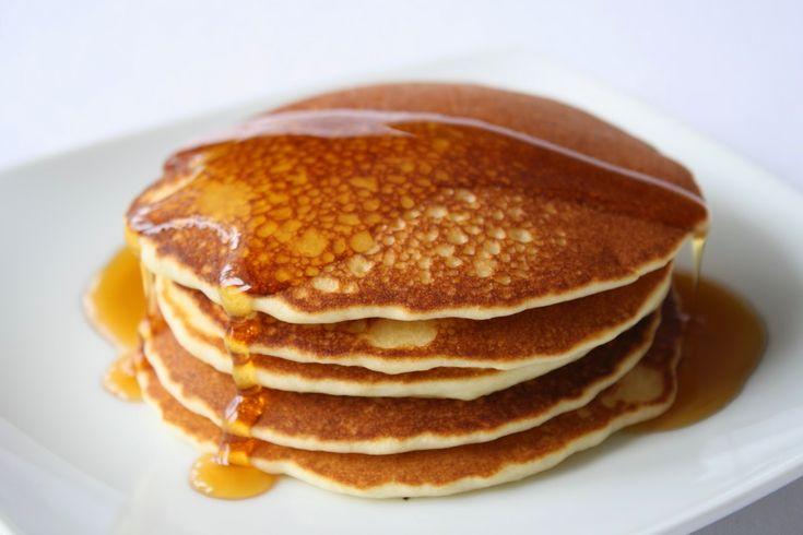 Honeybee Homemaker: French Toast Pancakes