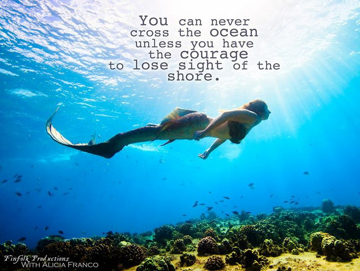 25+ Best Ideas About Mermaid Sayings On Pinterest