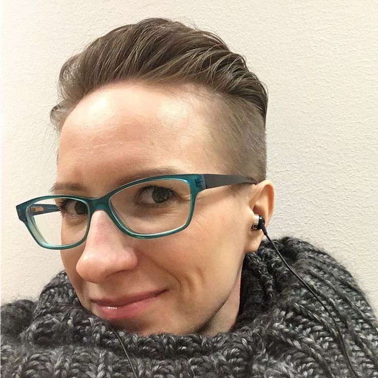 Quick update: This happened.  I had long hair for almost 30 years until last spring I cut it to a bob/lob. Today I moved on to an undercut pixie. Getting shorter.  Thank you @hanskuh!  #iambeingpresent #deardiary #inspiremyinstagram #nothingisordinary #merviemilia #dailyme #thinkingoutloud #kinfolk #beingboss #creativelife #feelfreefeed #simplyme #journal #personalbranding #selfportrait #thoughtoftheday #photooftheday #theeverydaygirl #liveunscripted #focusingonlife #thinking…