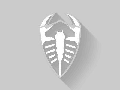 Emperor Scorpion Shield by Luis Faus