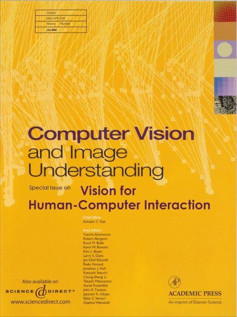 Публикации в журналах, наукометрической базы Scopus   Computer Vision and Image Understanding #Computer #Vision #Image #Understanding #Journals #публикация, #журнал, #публикациявжурнале #globalpublication #publication #статья