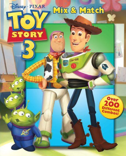 Toy Story 3 Mix & Match @ niftywarehouse.com #NiftyWarehouse #Toy #Story #Movie #ToyStory #Pixar