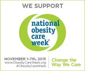 We support National Obesity Care Week!