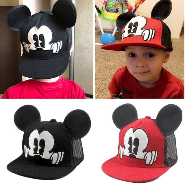 Baby Boys Girls Hats Toddler Kids Baseball Hat Cap Holiday Sun Hat Snapback Caps